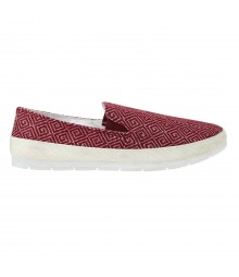 Vostro Men Casual Shoes Bullet06 Red VCS0020