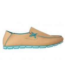 Vostro Men Casual Shoes Click02 Beige VCS0029