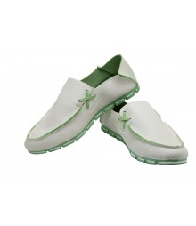 Vostro Men Casual Shoes Click02 White VCS0030