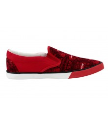 Vostro Men Casual Shoes Storm01 Red VCS0042