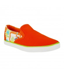 Vostro Men Casual Shoes Storm02 Orange VCS0044
