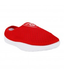 Vostro Casual Shoes Gold Girl Red White VCS0081