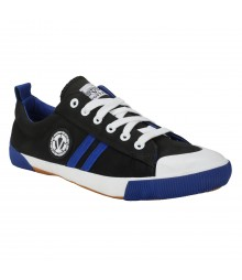 Vostro RN03 Black Blue Men Casual Shoes VCS0127
