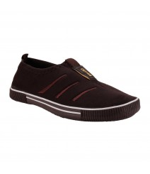 Cefiro Casual Shoes 555 Brown VCS0226