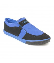 Vostro Blue Casual Shoes for Men - VCS0263