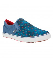 Vostro Blue Casual Shoes Comfort for Men - VCS0378