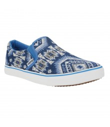 Vostro Blue Casual Shoes Comfort for Men - VCS0380