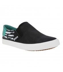 Vostro Black Casual Shoes Comfort for Men - VCS0387