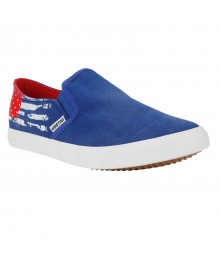 Vostro Blue Casual Shoes Comfort for Men - VCS0388