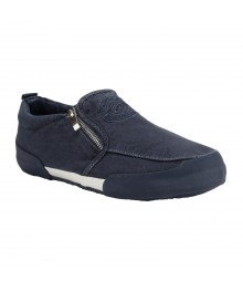 Vostro Men Casual Shoes Aero01 Navy Blue VCS0420