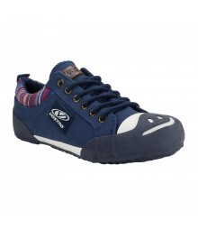 vostro Men Casual Shoes Aero03 Navy Blue VCS0423