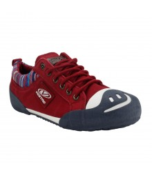 vostro Men Casual Shoes Aero03 Red VCS0424