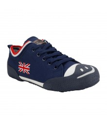 vostro Men Casual Shoes Aero06 Deep Blue VCS0433