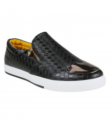 Vostro Stunner Black Men Casual Shoes - VCS1046-40