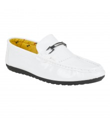 Vostro VOGUE WHITE Men Casual Shoes - VCS1056-40