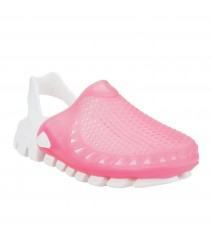Vostro White Pink Feather Light Marie for Women - VES0013