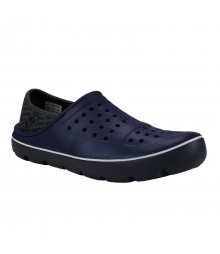Vostro Bob Navy Blue Grey Men Feather Light - VES1083-40