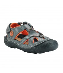 Vostro Sandal RiderA25 Grey Orange VSD0007