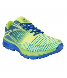 Vostro Green Sports Shoes Electra for Men - VSS0005