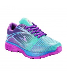 Vostro Sports Shoes Electra Girl Green VSS0012