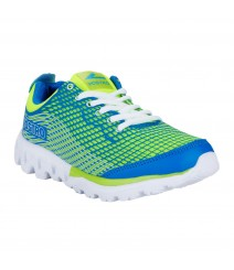 Vostro Sports Shoes Jetfuse Girl Green Blue VSS0017