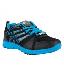 Vostro Black Moon Sports Shoes for Men - VSS0055
