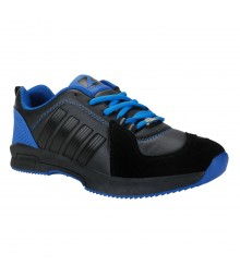 Vostro JG10 Black Blue Men Sports Shoes VSS0057