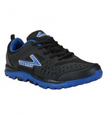 Vostro SLK01 Black Blue Men Sports Shoes VSS0095