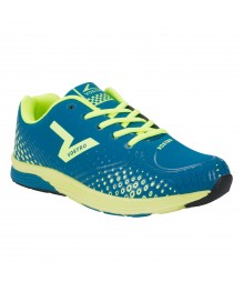 Vostro Audi05 Peacock Green Men Sports Shoes VSS0115