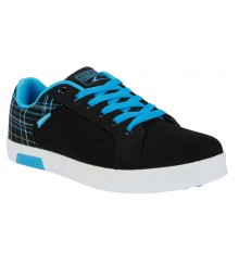 Vostro British3104 Black Blue Men Casual Shoes VSS0132