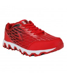 Vostro Audi04 Red Men Sports Shoes VSS0181