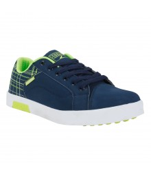 Vostro 3104 Royal Blue Green Men Sports Shoes VSS0183