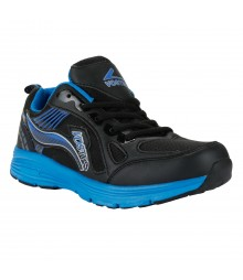 Vostro Black Moon Sports Shoes for Men - VSS0241