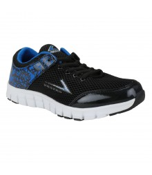 Vostro B320 Black Blue Men Sports Shoes VSS0247