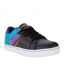 Vostro Black Moon Purple Casual Shoes for Men - VSS0249