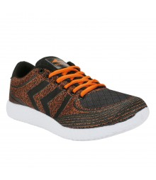 Vostro Orange Sports Shoes Fitmen for Men - VSS0268