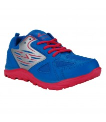 Vostro Blue Sports Shoes Toner for Women - VSS0282