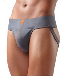 Neo supporter Jockstraps Grey