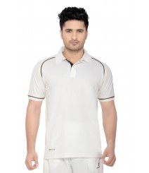 JW Cricket Whites T-Shirt (Half Sleeves) OMTshirts-011