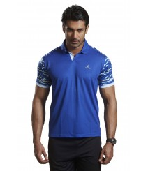 Active Wear T-shirts Blue TS1603 Blue