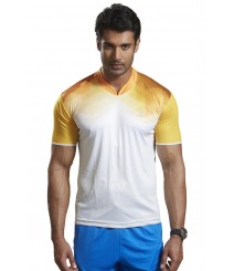 Active Wear T-shirts Yellow TS1604 Yellow