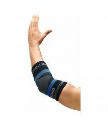 Omtex Superior Elastic Elbow Support-101-Black