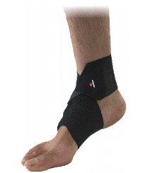 Ankle Support Free Size in Black Color