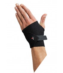 Hand & Thumb Supporter Free Size in Black Color