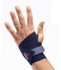 Hand & Thumb Supporter Free Size in Blue Color
