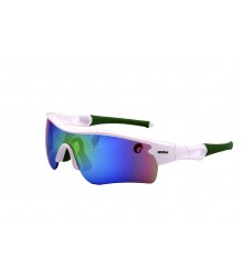 Omtex Galaxy Plus Green Sports Sunglasses 08