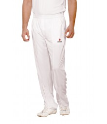 Omtex Mesh Tera Fit Cricket White Trouse