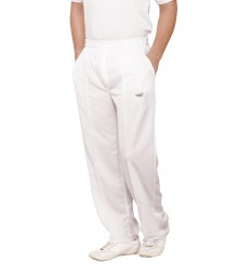 Omtex Wolf Cricket White Trackpant
