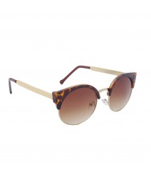 Stylisda Cat Eye Leopard Print Sunglasses - SJLS15